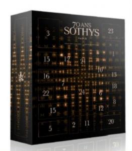 The 2016 Advent Calendar by Sothys