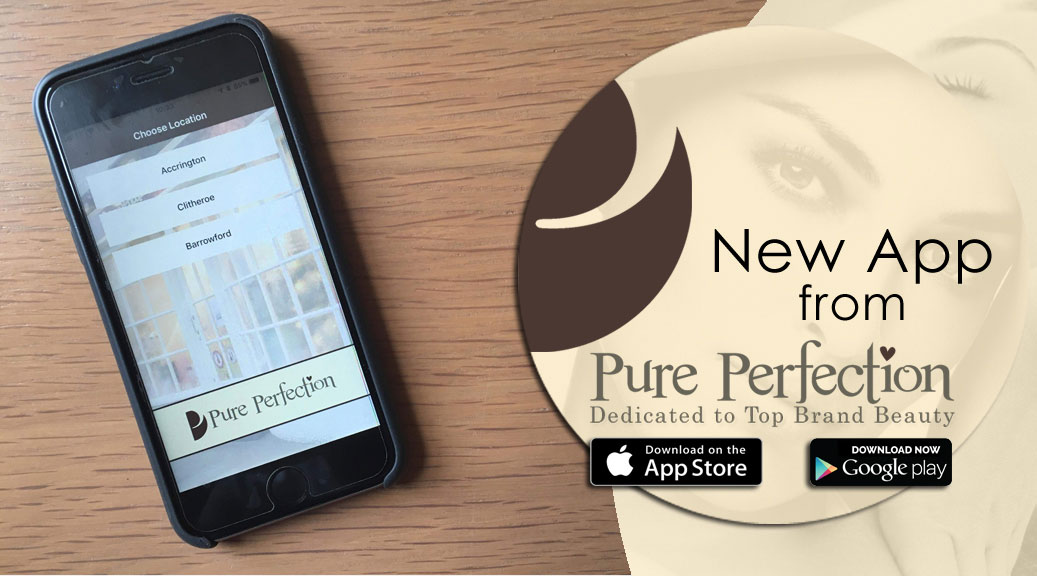 Pure Perfection Salons New App