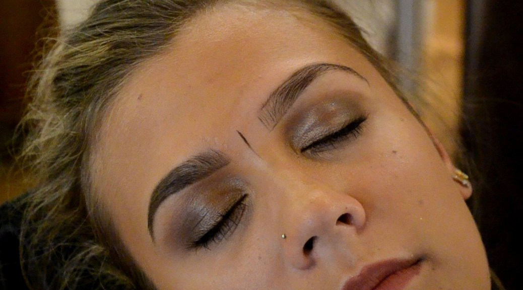 Hollys Passion For Brow Perfection Pure Perfection Salons