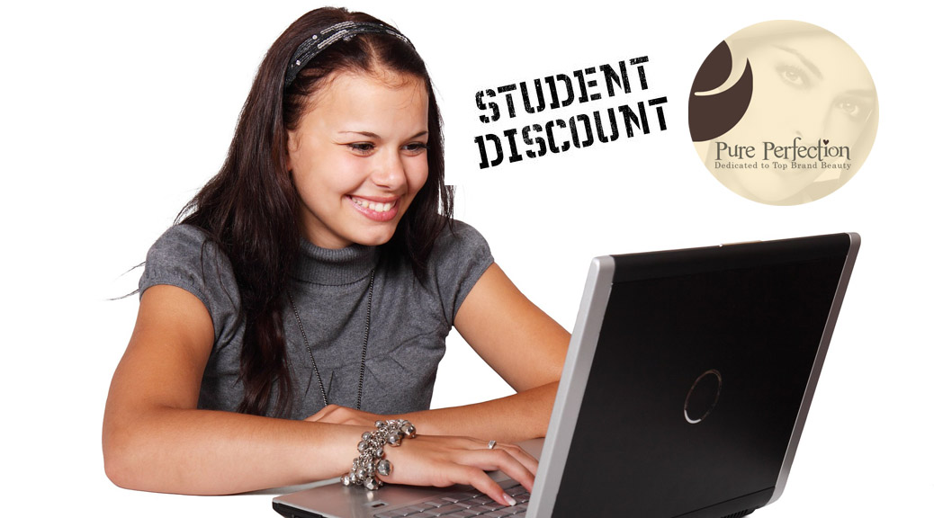 Student Discounts Pure Perfection