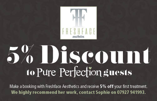 PURE PERFECTION - 5% DISCOUNT