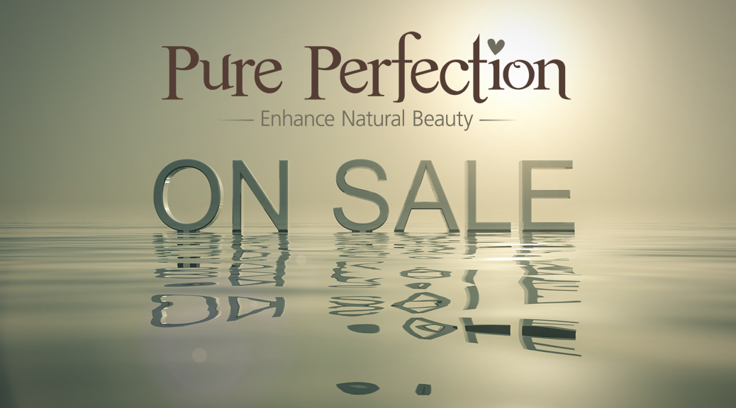 New Year Sale Pure Perfection Salons