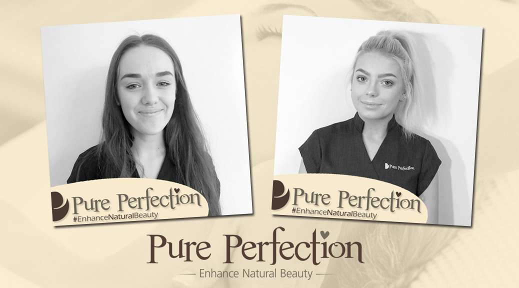 Recent Recruits at Pure Perfection Salons