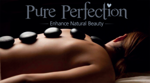 URE PERFECTION - HOT STONES MASSAGE