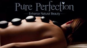 URE PERFECTION - HOT STONES MASSAGE