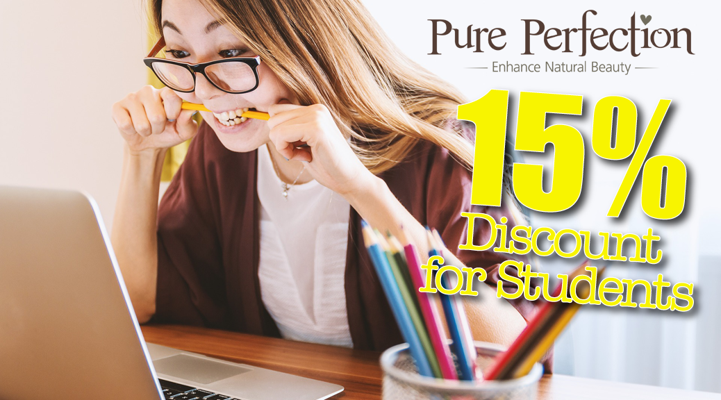 student_discount_pure_perfection