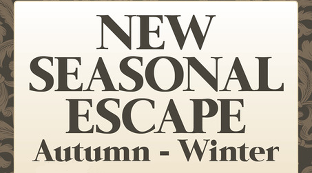 PURE PERFECTION - SEASONAL ESCAPE_feature