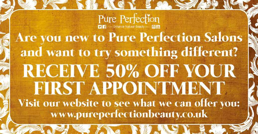 50% off your first Treatment