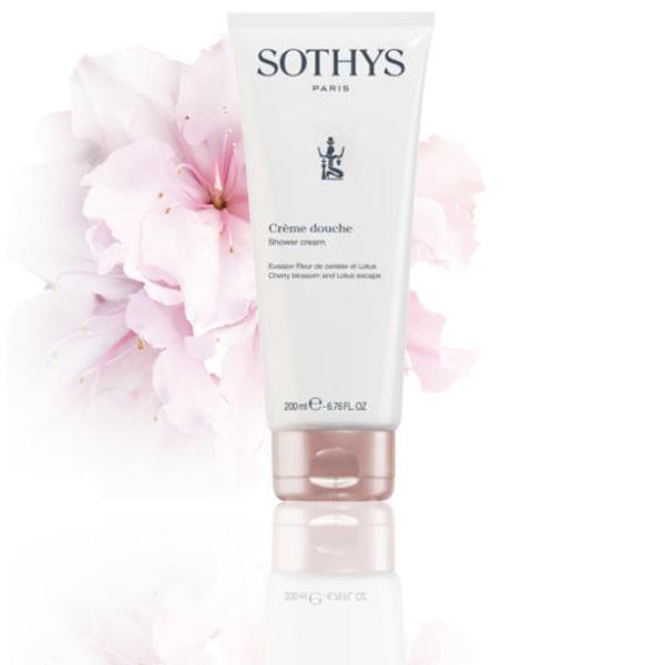 Shower cream Cherry blossom and Lotus escape