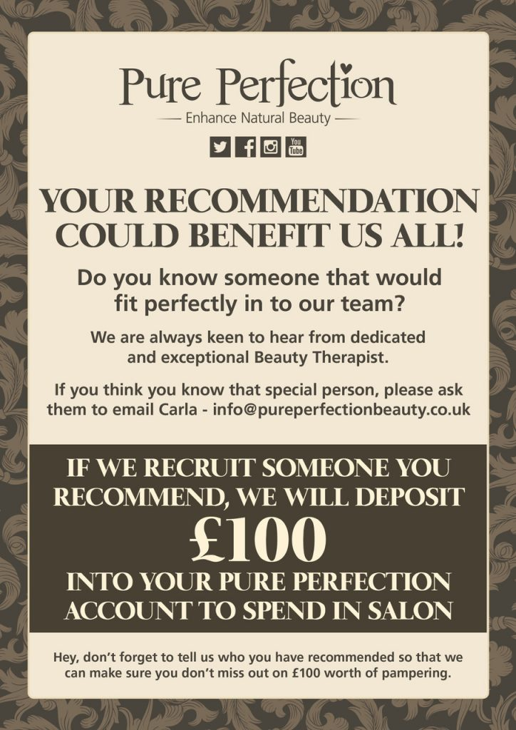 RECOMMEND_to receive_£100